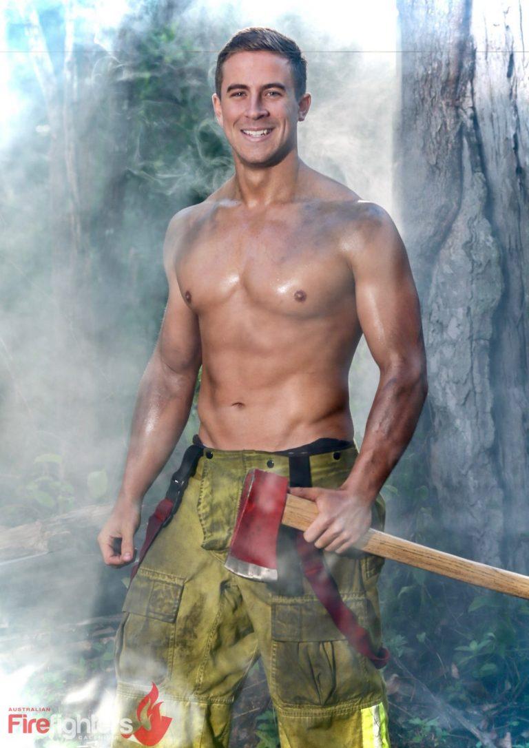 Fotos calendario bomberos de bilbao 2013 5