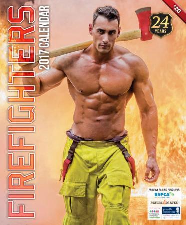 2017 Firefighters Calendar