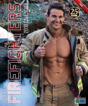 2018 Firefighters Calendar 'QLD Calendar'