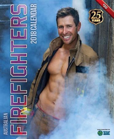 2018 Firefighters Calendar 'NSW Calendar'