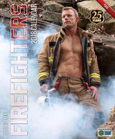 2018 Firefighters Calendar 'VIC Calendar'