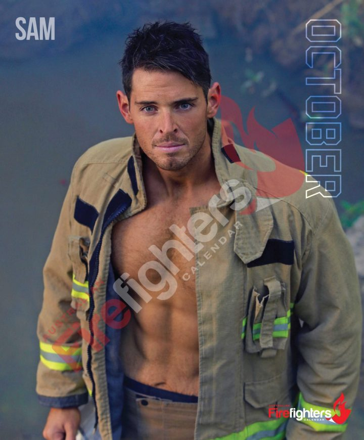 Skinny sexy firefighter images are