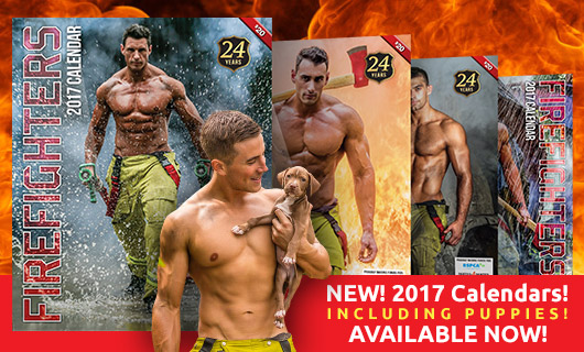 2017 Calendars Available Now